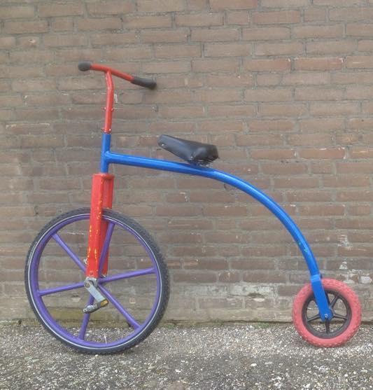 Verwonderlijk Antieke fiets AS-78